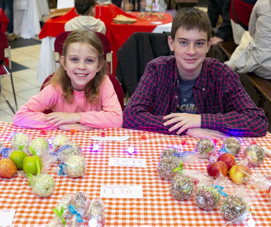 Scrumptious Apples November 2020   Children's Business Fair UK